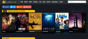Latest Movies Leaked by Solar Movies