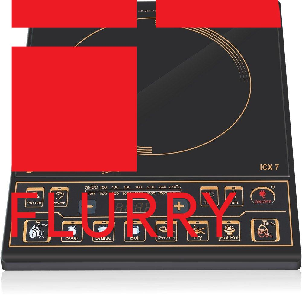 Bajaj Majesty ICX 7 1900-Watt Induction Cooktop - Best Induction Cooktop in India