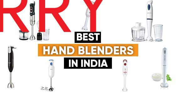 Best Hand Blenders in India