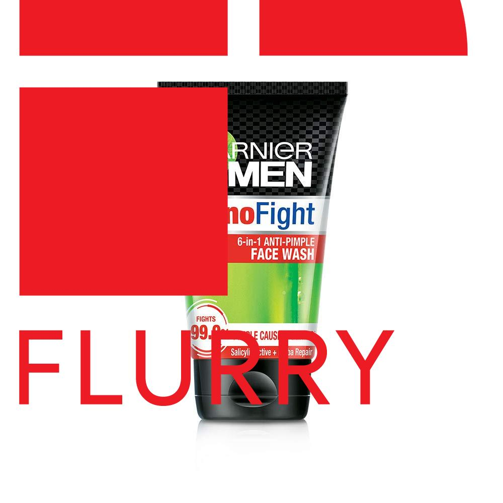 Garnier Men Acno Fight Face Wash - Best Face Wash for Men in India