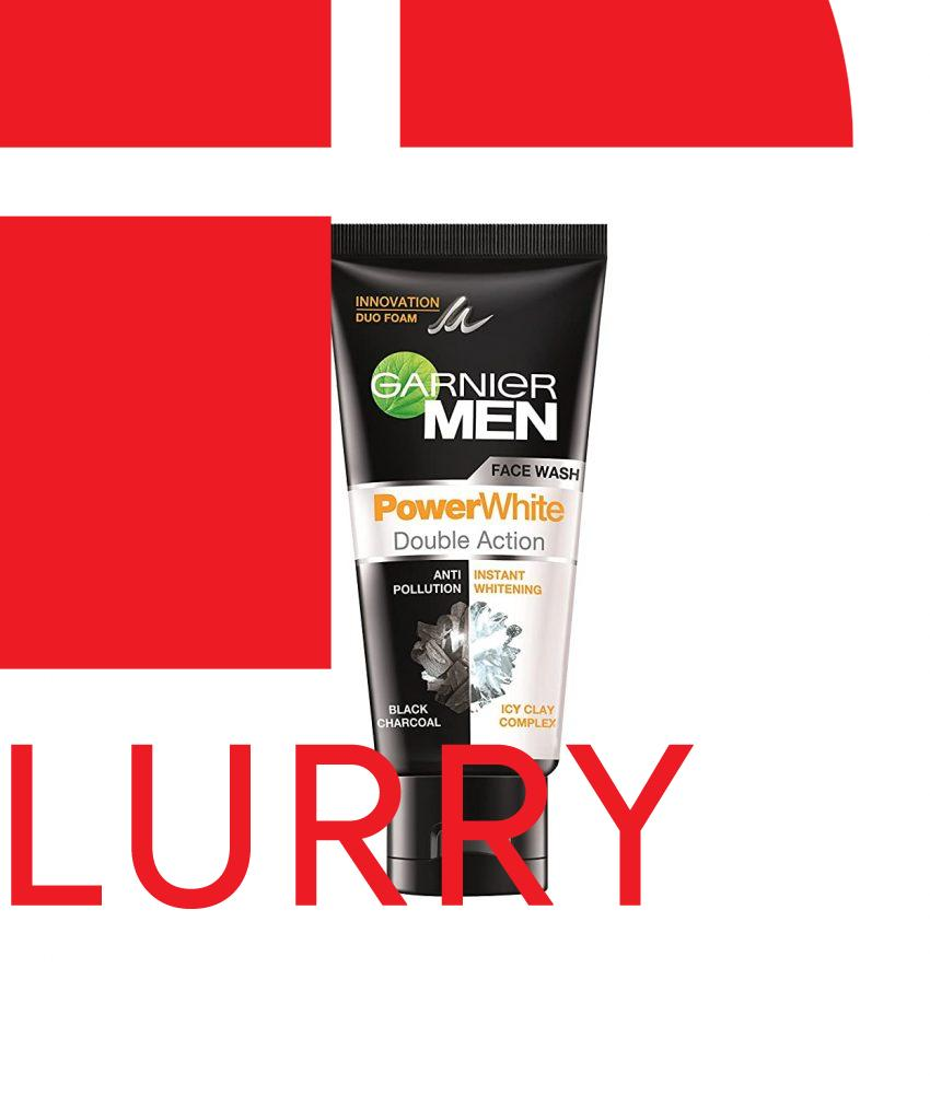 Garnier Men Face Wash Power White Double Action - Best Face Wash for Men in India