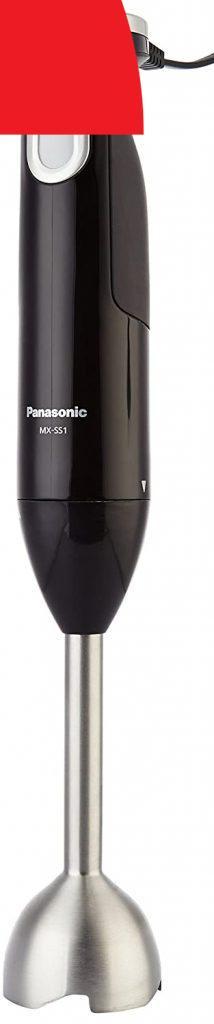 Panasonic MX-SS1 Hand Blender - Best Hand Blenders in India