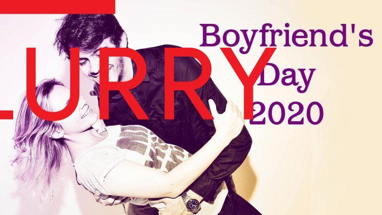 Happy National Boyfriend Day 2020