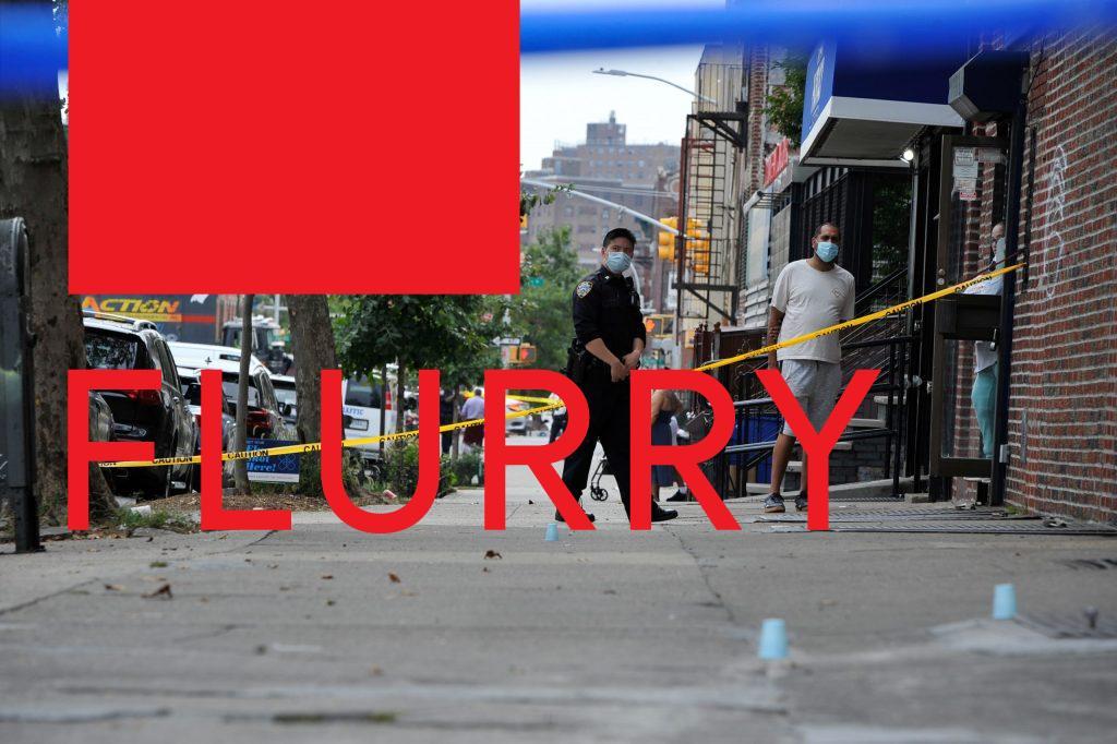 Brooklyn Shooting