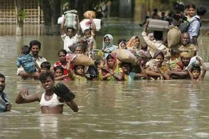 India at No. 3 in Disaster Ranking Worldwide