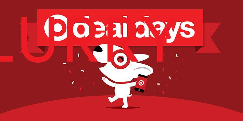 Target Deal Days Sale